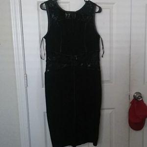 XOXO Black dress size Large